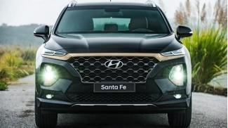 Hyundai i10, Elantra, Tucson, SantaFe