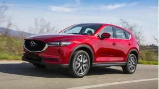 Mazda CX5 2018 ALL NEW