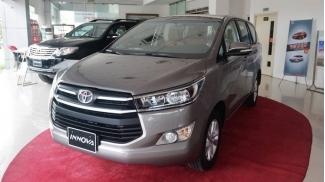 Bảng giá xe Toyota Nam Định