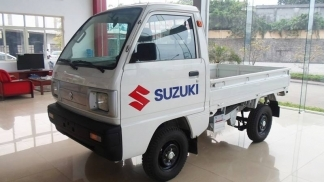 Suzuki Cà Mau xe tải nhỏ
