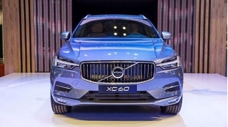 Volvo XC60 2020 ALL NEW