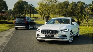 Volvo S90 2019 HCM