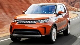 Land Rover Discovery - Discovery Sport