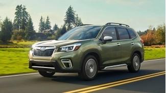 Subaru Forester 2019 nhập Thái