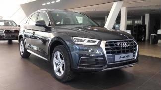 Audi Q2, Audi Q5, Audi Q7
