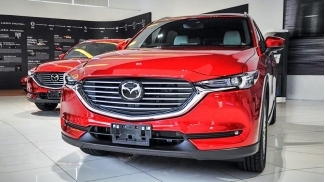 Mazda2, Mazda3, Mazda6, CX-5, CX-8, BT-50
