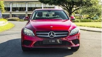 Mercedes C200, C200 Exclusive, C300 AMG
