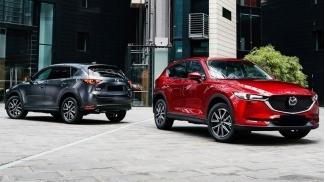 Mazda2, Mazda3, CX-5, CX-8, BT-50