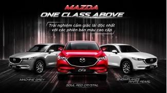 Đại lý Mazda Bình Dương
