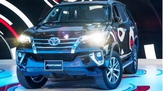 Toyota Fortuner ALL NEW 2017