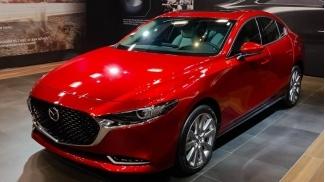 Mazda3, Mazda6, CX-5