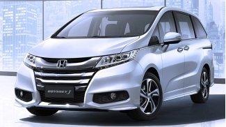 Honda Odyssey 2016