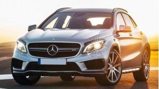 Mercedes-Benz AMG GLA 45 2015