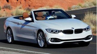 BMW 4 Series Convertible 2015