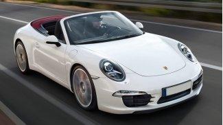 Porsche 911 Cabriolet 2016