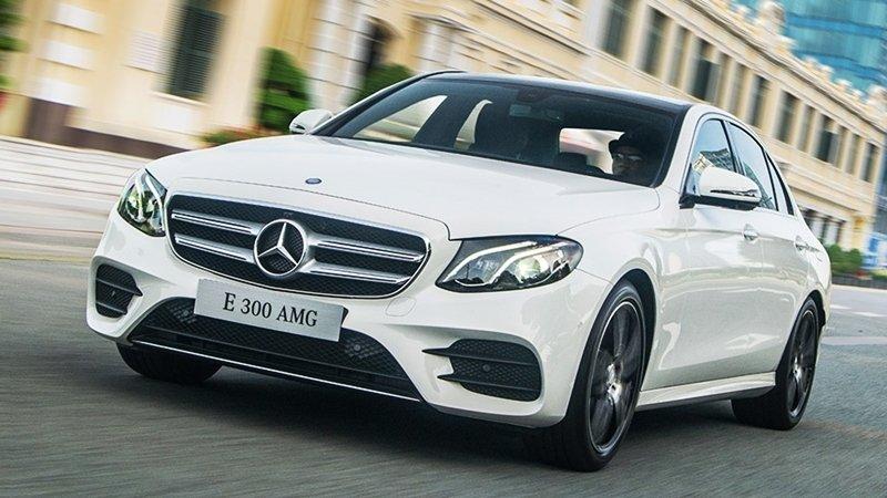 Mercedes An Du tại Hà Nội
