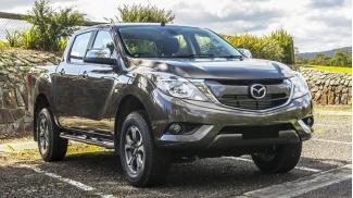 Mazda BT-50 2018