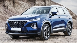 Hyundai SantaFe 2019