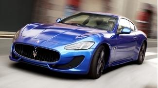 Maserati GranTurismo coupe 2017