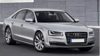 Audi A8 3.0 TFSI quattro 2015