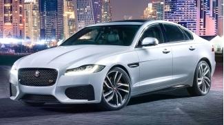 Jaguar XF Standard Si4 2.0 2015