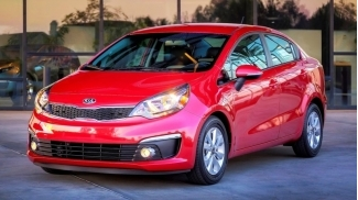 Kia Rio Sedan 1.4 AT 2016