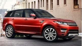 Land Rover Range Rover Sport SE 2015