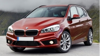 BMW 218i Active Tourer 2015