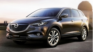 Mazda CX-9 3.7 AT AWD 2015