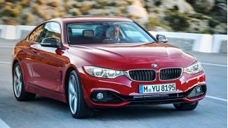 BMW 420i Coupe 2015