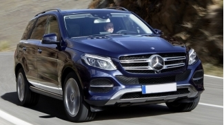 Mercedes GLE 400 4Matic Exclusive