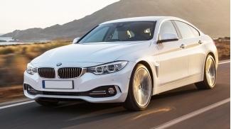 BMW 428i Gran Coupe 2015