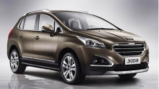 Peugeot 3008 1.6 AT 2015