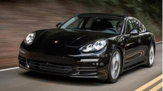 Porsche Panamera 4 2016