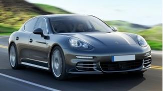 Porsche Panamera 4S 2016