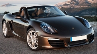 Porsche Boxster 6MT 2015