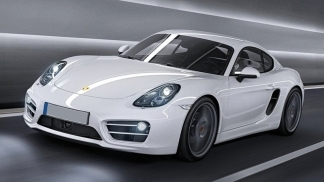 Porsche Cayman 7AT 2015