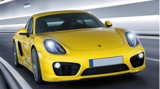 Porsche Cayman S 7AT 2015