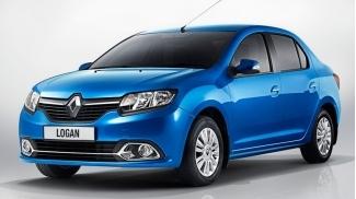 Renault Logan 1.5 AT 2015
