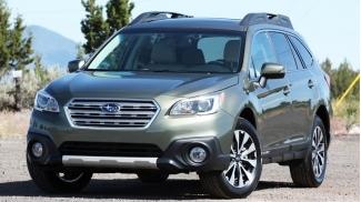 Subaru Outback 2.5i-S 2016