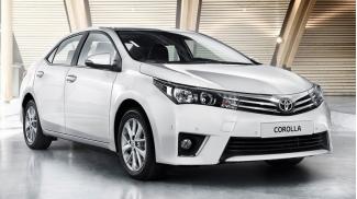 Toyota Corolla Altis 1.8G CVT 2016