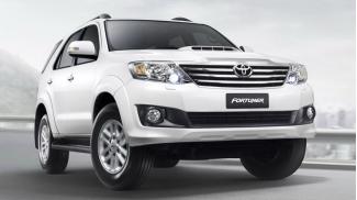 Toyota Fortuner G 2.5 MT 4x2 2015