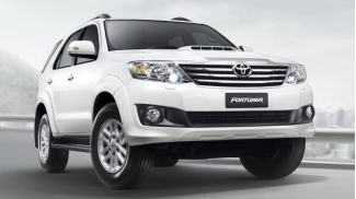 Toyota Fortuner V 2.7 AT 4x4 2015
