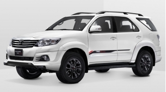Toyota Fortuner TRD V 2.7 AT 4x4 2015