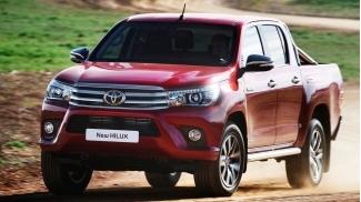 Toyota Hilux E 2.5 MT 4x2 2016