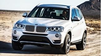 BMW X3 xDrive20d 2015