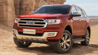 Ford Everest Trend 2.2L 4X2 AT 2016
