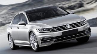 Volkswagen Passat 1.8 AT 2016