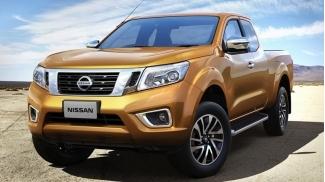 Nissan NP300 Navara EL 2.5 AT 4x2 2016