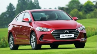 Hyundai Elantra 1.6 AT 2016